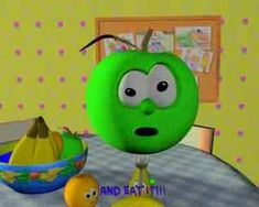 fruit glorious fruit 3:30 long video  For young children, great for the classroom.