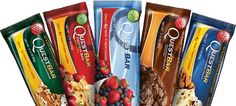 Item of the Day: Quest Protein Bars
