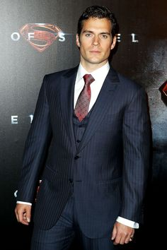 Henry Cavill. He was the best part of watching The Tudors.
