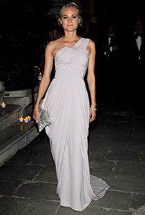Diana kruger in  Greek Dress