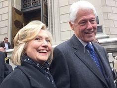 Bill Clinton Plans to 'Buck Hillary Up Every Morning' as FirstGentleman