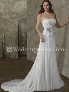 Beach Wedding Dresses-Style BC489
