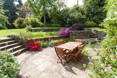 low maintenance cottage gardens | Big impact low maintenance gardens