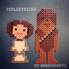 Star Wars perler beads by perlertricks (by HarmonArt2)