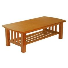 American Furniture Alliance Stanford Mission Coffee Table price - thomasville furniture