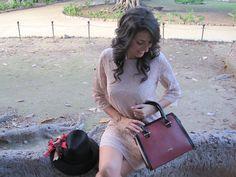 Lace Pink... #ootd #fashion #blogger #lasciarpaviola