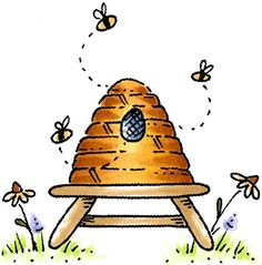bee hive clip art - Yahoo Image Search Results