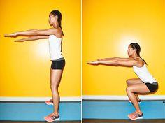 3 Best Exercises For Beautiful Buttocks. Plan Exercises For 30 Days Body Training, Strength Training Workouts, Sports Training, Running Workouts, Strength Training Quotes, Training Motivation, Belly Fat Workout, Body Fitness, Ten