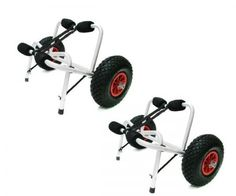 Canoe Storage ** TMS 2 X Jon Boat Kayak Canoe Carrier Dolly Trailer Tote Trolley Transport Cart Wheel * Click picture for even more information. (This is an affiliate link). Canoe Cart, Kayak Cart, Kayaks For Sale, Boats For Sale, Kayak Wheels, Aluminum Jon Boats, Canoe Carrier, Trolley Dolly, Trolley Cart