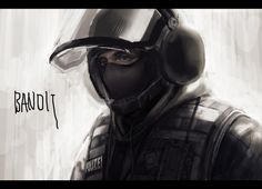 rainbow six siege _ bandit