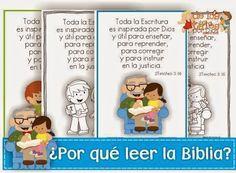De los tales: ¿Por qué leer la Biblia?