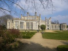 Highcliffe Castles - the location - but not the setting - of' Solent House and Gardens' in this novel