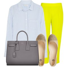 """""""Brunch outfit"""" by tavalava on Polyvore"""