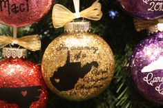 I'm Dreaming of a West Virginia Christmas (or ANY state) by lindseyhuckabee