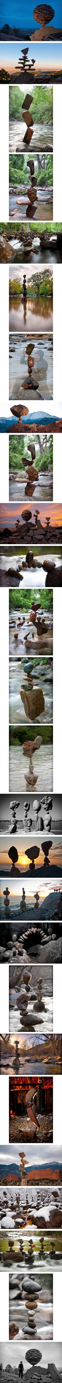 The Art of Rock Balancing by Michael Grab- Impressive