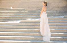 Rose Gold Wedding Inspiration   OneWed