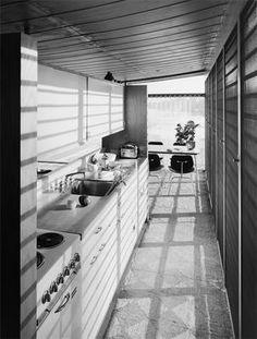 Cocoon House. Paul Rudolph. Siesta Key in Sarasota, Florida. 1951