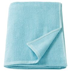 A towel for home or when you're on the go. The cotton viscose blend is absorbent, lightweight and fast-drying. Perfect to bring along for weekend trips or when you're off to the gym.