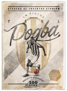 Retro Football Posters by Emilio Sansolini (Gallery) | FOOTY FAIR