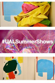 The next generation of creatives launches at UAL's Summer Shows this week. Be the first to see the most exciting new names to know in art, design, fashion, performance and communication, as the most exciting degree shows in London open. Find out more http://www.arts.ac.uk/study-at-ual/summer-shows/ Images by Frances Hogg, Chelsea College of Arts, UAL and Alice Cazenave, Central Saint Martins, UAL