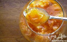Мандариновое варенье с коньяком и корицей  | Кулинарные рецепты от «Едим дома!»