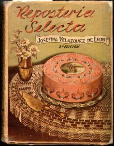 Repostería Selecta, 3rd ed. (1950)