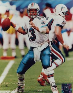 Dan Marino- one of the best to not win a Super Bowl ! Jim Kelly 177d22acc