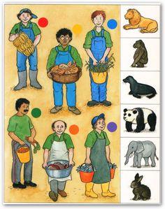 Voor welk dier is het eten?