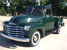 1950 Chevrolet 3100 5 Window Cab