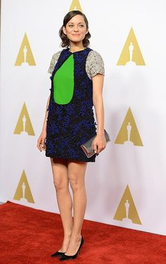 Marion Cotillard 87th Academy Awards oscars