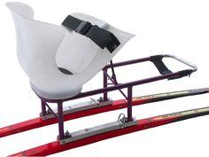 Teton Nordic Sit Ski