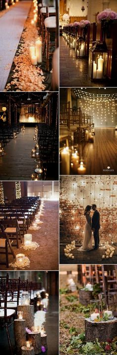 Wedding ceremony. Choosing the location for your wedding day ceremony is equally as crucial as choosing the reception venue.