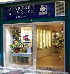 Crabtree & Evelyn, London ...