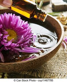 Stock Photo - Aromatherapy. Essential Oil. Spa And Beauty Treatment - stock image, images, royalty free photo, stock photos, stock photograph, stock photographs, picture, pictures, graphic, graphics