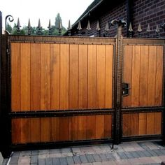 In this article, we have compiled some of the best hairstyles for our visitors. Gate Wall Design, Steel Gate Design, Front Gate Design, Main Gate Design, House Gate Design, Fence Design, Wooden Garden Gate, Wooden Gates, Wooden Gate Designs