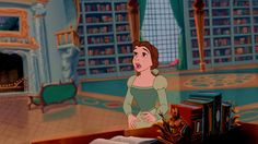 """""""I can't believe it! I've never seen so many books in all my life!"""""""