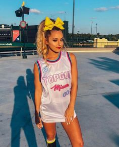 Show your hometown pride like our Top Gun 005 cutie in her Miami Vice inspired jersey! Show your hometown pride like our Top Gun 005 cutie in her Miami Vice inspired jersey! School Cheerleading, Cheerleading Uniforms, Cheerleading Poses, All Star Cheer Uniforms, Kids Cheering, Cute Cheerleaders, Cheerleader Images, Cute Cheer Pictures, Cheer Poses