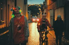 Stoned in Melanchol, youth and subculture in Northern Ireland   Photography   HUNGER TV