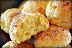 CHEDDAR BAY BISCUITS ~roll in parmesan cheese after brushing with butter/garlic mixture