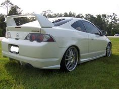Acura RSX Type S Turbo Tuning