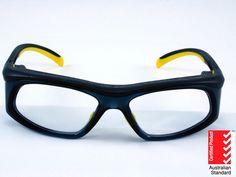 Titmus Snake Wear 06 Prescription Safety Glasses