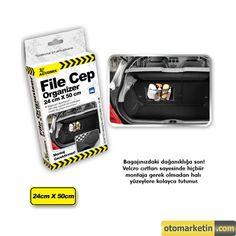 Automix File Cep Bagaj Organizer uygun fiyat avantajı ile otomarketin de.