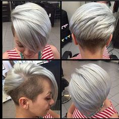 Many women are afraid of short hairstyles because the number of designs to be styled is not so much. Here are some gorgeous s