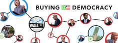 Buying Democracy lets you explore the links between candidates, sectors and donors in the race for the White House. Digital Storytelling, Nonfiction, Documentaries, Innovation, Let It Be, Explore, Running, House, Stuff To Buy