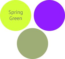 How To Wear Spring Green For A Shaded Spring (Warm Spring)