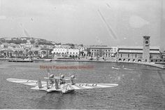The times when there were hydroplanes in Rhodes! Rare Photos, Old Photos, History Of Photography, Rhode Island, Athens, The Past, Places, Travel, Pictures