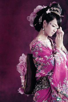 I luv this kimono!!