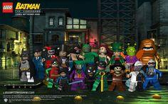 Lego Batman - Lego Batman Wallpaper (10577679) - Fanpop fanclubs
