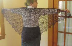 Stella Luna shawl pattern.  Beautiful and Free!