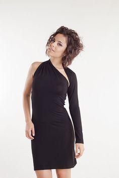 The little black dress.